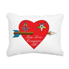 Valentine for the OES and Freemason Rectangular Ca