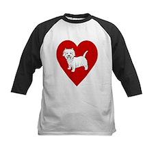 Westie Heart Tee