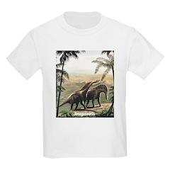 Amagasaurus Dinosaur Kids T-Shirt