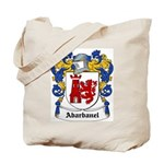 Abarbanel Coat of Arms Tote Bag
