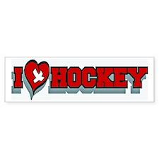 Hockey Bumper Bumper Stickers