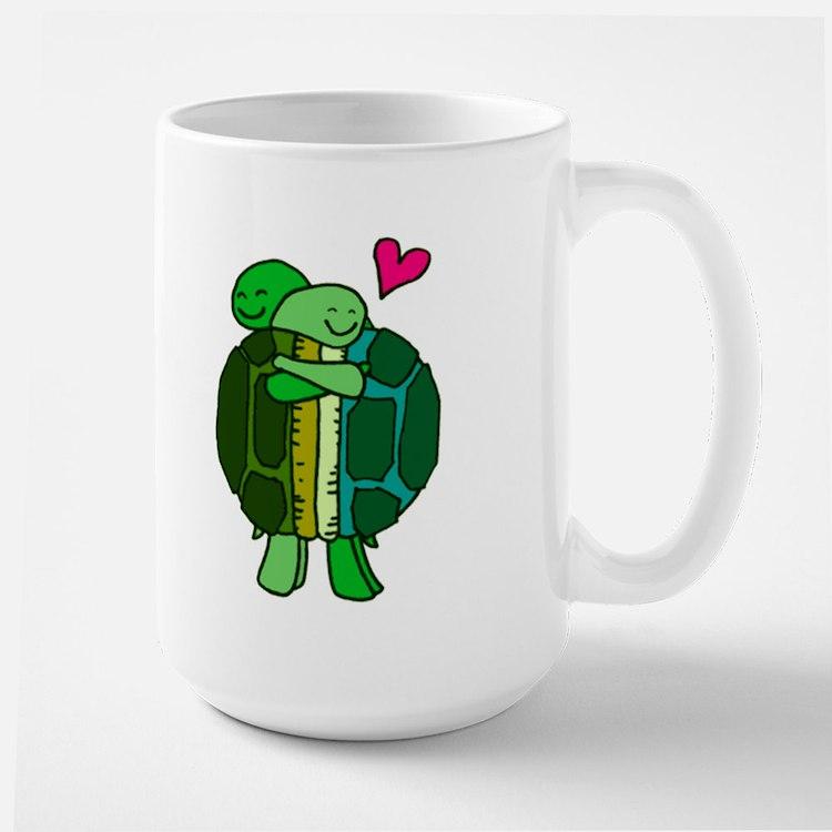 Turtles In Love Mug