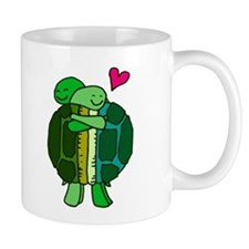 Turtles In Love Mug