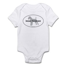 Irish Terrier Infant Bodysuit