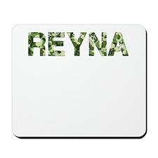 Reyna, Vintage Camo, Mousepad