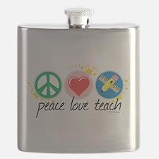 Peace-Love-Teach.png Flask