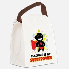 Teaching-Is-My-Superpower.png Canvas Lunch Bag
