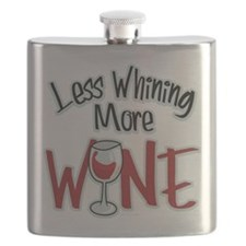 Less-Whining-More-Wine.png Flask