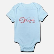 BALL HOG Infant Bodysuit