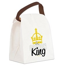 Coupon-King.png Canvas Lunch Bag
