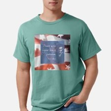 Funny Thomas jefferson peace Mens Comfort Colors Shirt
