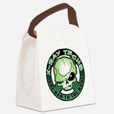 XRAYCirclePNG.png Canvas Lunch Bag