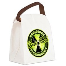 Rad Tech2A.png Canvas Lunch Bag