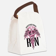 RN-Pink.png Canvas Lunch Bag