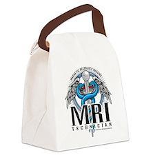 MRI-Tech-Caduceus.png Canvas Lunch Bag