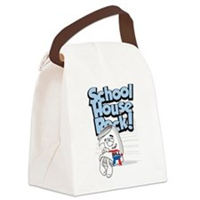 School-House-Rocks-Bill.png Canvas Lunch Bag
