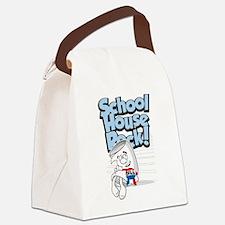 School-House-Rocks-Bill.png Canvas Lunch Bag