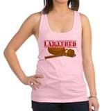 Lawyered Womens Racerback Tanktop