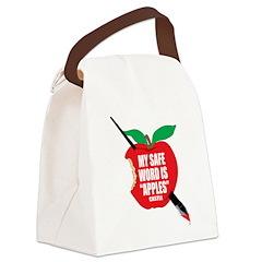 Castle-Apples.png Canvas Lunch Bag