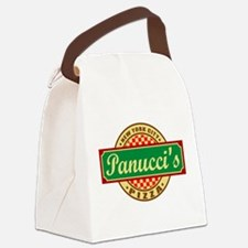Panuccis Pizza2.png Canvas Lunch Bag