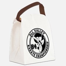 All Valley Karate.png Canvas Lunch Bag