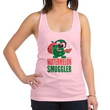Watermelon-Smuggler.png Racerback Tank Top