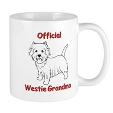 Westie Grandma Mug