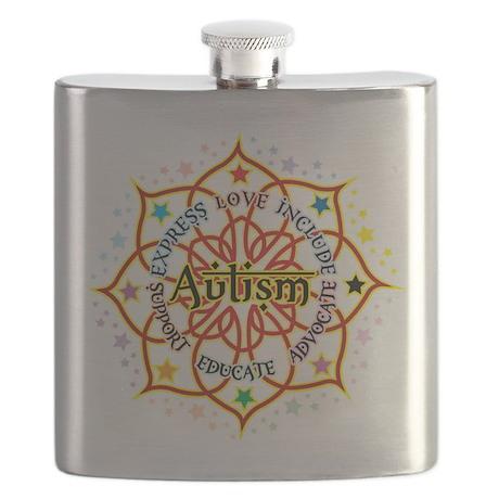 Autism-Lotus-Tribal.png Flask