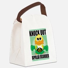 Knock-Out-Bipolar-Disorder.png Canvas Lunch Bag