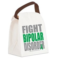 Fight-Bipolar-Disorder.png Canvas Lunch Bag