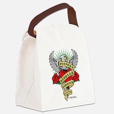 Bipolar-Disorder-Dagger.png Canvas Lunch Bag
