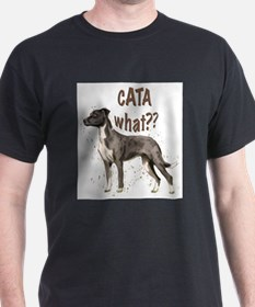 CATA WHAT T-Shirt