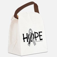 Brain-Cancer-Hope.png Canvas Lunch Bag