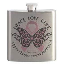 Breast-Cancer-Butterfly-Tribal-3.png Flask