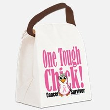 BC-One-Tough-Chick.png Canvas Lunch Bag