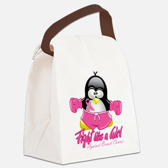 BC-Fighting-Penguin.png Canvas Lunch Bag