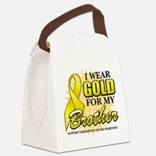 Gold-Brother-2.png Canvas Lunch Bag