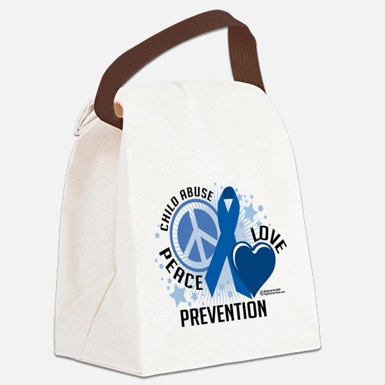 Child-Abuse-PLC.png Canvas Lunch Bag