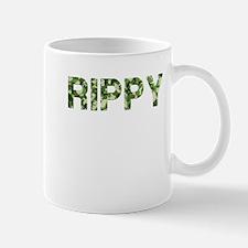 Rippy, Vintage Camo, Mug