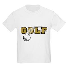 Golf Nuts Kids T-Shirt