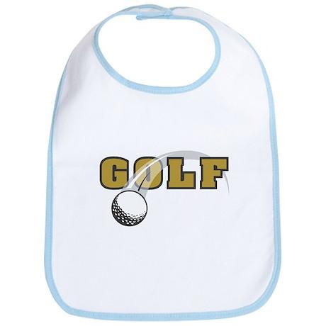 Golf Nuts Bib