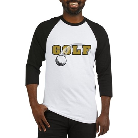 Golf Nuts Baseball Jersey