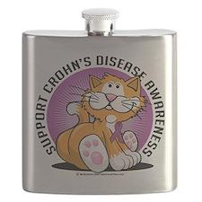 Crohns-Disease-Cat.png Flask