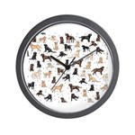 ROOSTER ROOSTER!! Wall Clock
