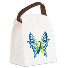 DS-Butterfly-2009.png Canvas Lunch Bag