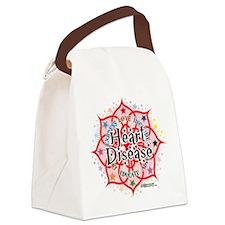 Heart-Disease-Lotus.png Canvas Lunch Bag