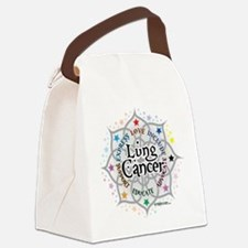 Lung-Cancer-Lotus.png Canvas Lunch Bag