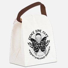 Lung-Cancer-Butterfly-Tribal.png Canvas Lunch Bag