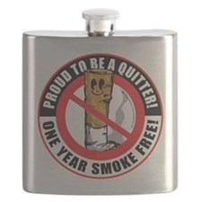 Proud-To-Be-A-Quitter-1-Year.png Flask