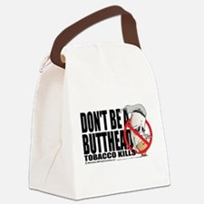 Butthead.png Canvas Lunch Bag